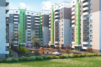 Residential complex ECO-DIM on Trakt-ІІ