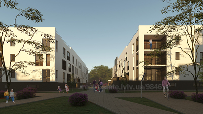 Buy an apartment, Nadiyna-vul, Lviv, Sikhivskiy district, id 1345250