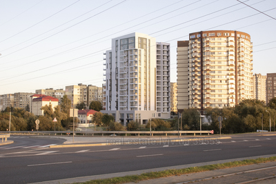 Buy an apartment, Berezhanska-vul, Lviv, Sikhivskiy district, id 2278725