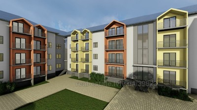 Buy an apartment, Vulecka-vul, Lviv, Sikhivskiy district, id 1977181