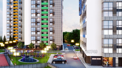 Buy an apartment, Bigova-vul, 17, Lviv, Lichakivskiy district, id 1801173